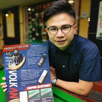 Mr.Steven, Chau Hon Man
